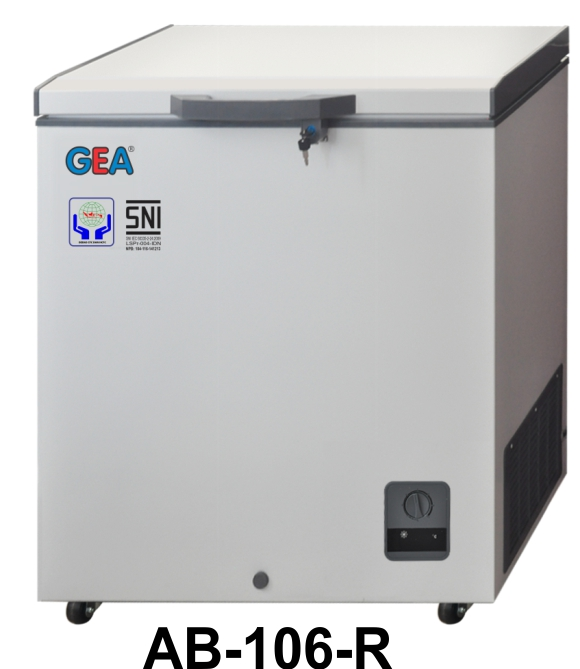 Peti Pembeku CHEST FREEZER GEA